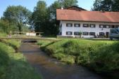Ferienhaus mit Angel- und Badesee