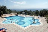 Ricadi - der Pool